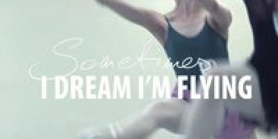 SOMETIMES I DREAM I'M FLYING (CZASEM SNIE, ZE LATAM)