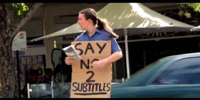 Say No To Subtitles