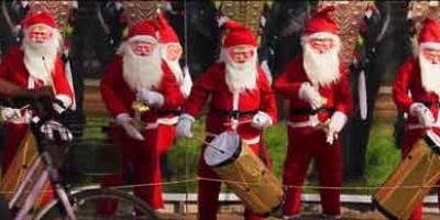 Santas of Cochin