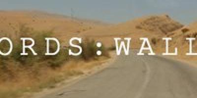 WORDS : WALLS