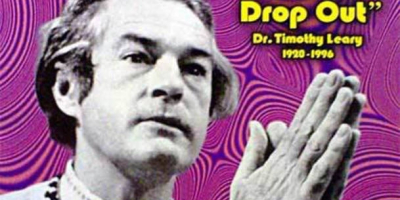 Timothy Leary High Priest of LSD