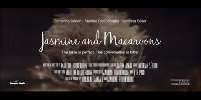 Jasmine and Macaroons