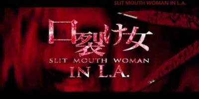 Slit Mouth Woman in L.A.