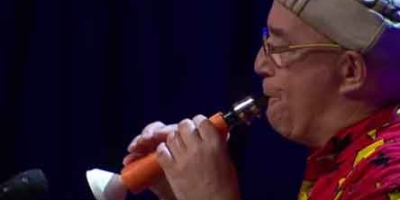 How To Make A Clarinet From A Carrot