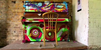 Instrument of Change: Street Piano