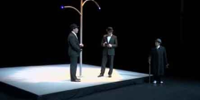 That's Life! From Luis Vicente's production of Waiting for Godot