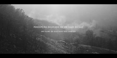 PERCEPÇÃO DELICADA DE UM RAIO DE LUZ