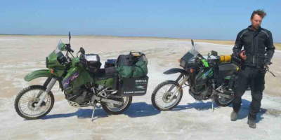 The Devil's Road: A Baja Adventure