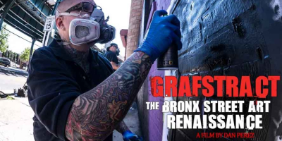GRAFSTRACT: The Bronx Street Art Renaissance