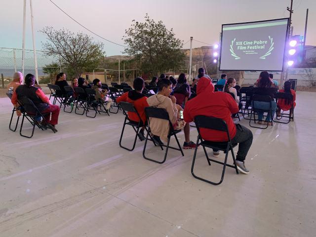 cine pobre screening